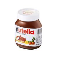 费列罗 Nutella 能多益 榛果可可酱瓶装 180克 巧克力酱