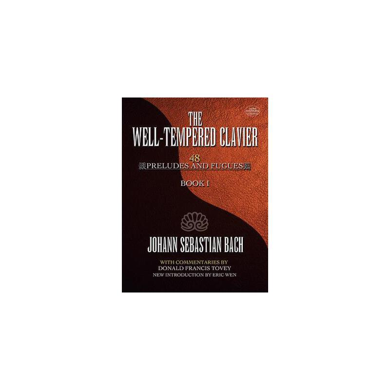 【预订】The Well-Tempered Clavier  48 Preludes and Fugues Book I 预订商品,需要1-3个月发货,非质量问题不接受退换货。