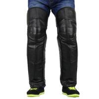 男女电动车摩托车护膝保暖防风护腿冬季骑车绑腿