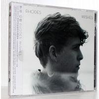 原装正版 罗兹:心愿 Rhodes Wishes CD+限量版卡贴 音乐CD 车载CD