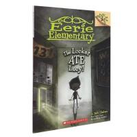 进口原版Eerie Elementary The Locker Ate Lucy! 储物柜吞了露茜!