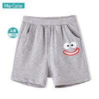 巴拉巴拉旗下马卡乐018夏季儿童小孩裤子男童休闲夏季短裤