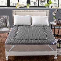 [当当自营]兰祺家纺床垫 三明治透气床垫 榻榻米凉垫子 银灰色单人床120*200cm
