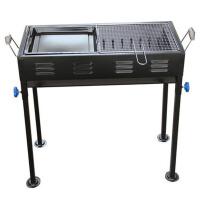 户外便携 烧烤架 家用木炭 野外烤肉架子 套餐大号烧烤炉