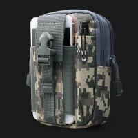 战术腰包户外运动多功能跑步手机小包穿皮带军迷男女配件挂包