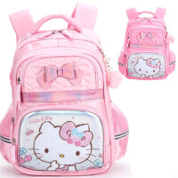HelloKitty女童书包 KT0078学生双肩包 可爱休闲包 校园旅行背包