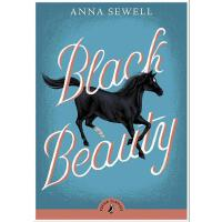 【现货】Black Beauty ( Puffin Classics ) 英文原版 黑美人 黑骏马 新版封皮 青少小说