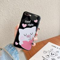 苹果7plus手机壳iphone8套6s女8P新款6sp软硅胶六七八i6可爱卡通ip少女心日系猫咪情