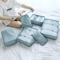 旅行收纳袋整理袋行李箱衣服内衣打包袋出差旅行收纳包套装