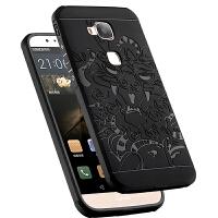 MCWL 华为麦芒4手机壳套g7plus硅胶软壳D199男女款io-al00防摔壳
