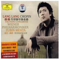 郎郎:肖邦钢琴协奏曲(CD)