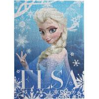 迪士尼Disney 儿童拼图 冰雪奇缘拼图成人500片(古部公主拼图益智玩具女孩)11DF5002312