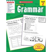 Scholastic Success with Grammar, Grade 2 学乐成功系列:二年级语法【英文原版】