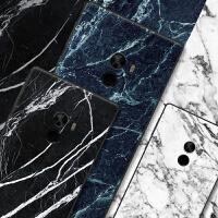 小米mix手机壳全包防摔保护套mix新款硅胶6.4英寸简约仿木纹壳彩绘
