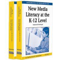 【预订】Handbook of Research on New Media Literacy at the K-12 L