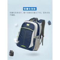 卡拉羊书包中学生男初中生大容量背包女小学生高中男生旅行双肩包