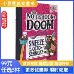 进口原版SNEEZE OF THE OCTO-SCHNOZZ毁灭日记#11:怪物的喷嚏 [7-10岁