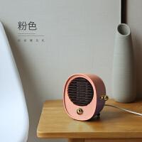 【新品】暖风机家用 小型迷你取暖器桌面热风卧室速热办公室小mini便携式空调制暖省电节能暖手暖脚神器