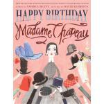 英文原版 生日快乐,帽子夫人 精装绘本 Happy Birthday, Madame Chapeau by Andre