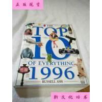 【二手旧书9成新】The Top 10 of Everything 1996 Russell Ash /