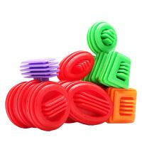 智力玩具益智��意桌面玩具幼��@�和�塑料拼插�e木