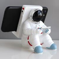 宇航员太空人苹果iPad平板电脑座支架懒人创意手机支架个性礼物