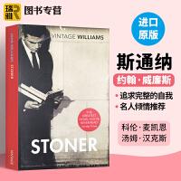 斯通纳 英文原版小说 Stoner 英文版进口英语经典文学书籍 约翰威廉斯 Vintage Classics 正版现货