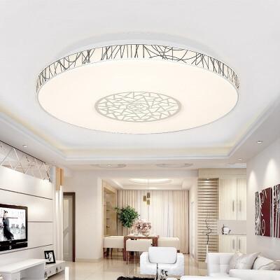 雷士照明家用led吸顶灯圆形过道走廊灯书房卧室灯温馨浪漫遥控 灯具