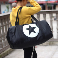 尼龙折叠旅行包大容量行李袋女手提行李包超大号轻便旅行袋男斜挎 加号68厘米长点这拍