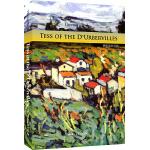 德伯家的苔丝 Tess of D'Urbervilles  英文原版