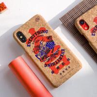 中国风手机壳iPhone8大吉祥7过年plus麒麟XS MAX开运P20 大吉 iPhone 7/8