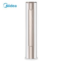 美的(Midea) 2匹新一级能效变频新品 冷暖立式客厅空调 语音智控 2P柜机空调KFR-51LW/N8VHC1