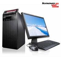 联想商用电脑 扬天T4900D 酷睿i5 7400/8G/1000G/独立显卡,21.5寸液晶,联想分体台式机,扬天T