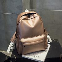 芭特莉【支持礼品卡支付】韩版女包新款背包双肩包潮男女学院风 中学生书包 旅行包包
