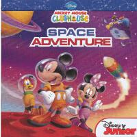 Mickey Mouse Clubhouse: Mickey's Space Adventure 米奇妙妙屋:米奇的宇