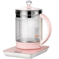 Joyoung/九阳 K15-D05 养生壶 全自动 加厚玻璃 多功能 电热水壶1.5L 煮茶壶