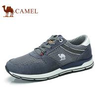 camel骆驼男鞋 夏季新品 运动鞋男跑步鞋男士休闲鞋青少年潮鞋