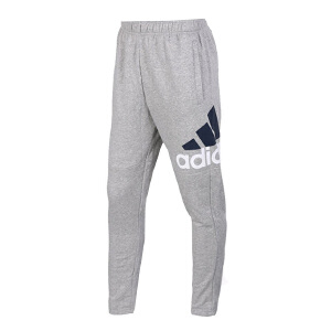Adidas阿迪达斯  男子运动训练休闲针织小脚长裤  CE9343/CE9345