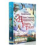 英文原版绘本 Hans Christian Andersen's Fairy Tales 安徒生童话故事书 精装全彩插