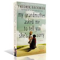 英文原版 My Grandmother Asked Me to Tell You She's Sorry 外婆的道歉信