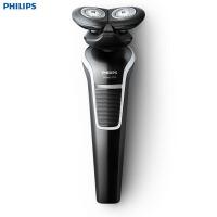 飞利浦(Philips) 电动剃须刀 S526/02 双刀头干湿两用全身水洗 充电旋转式刮胡刀