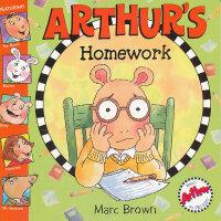 Arthur's Homework 亚瑟小子的作业(亚瑟小子图画故事书) ISBN 0316733878