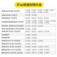 ipad4保护套ip3皮套pad2代外壳苹果平板电脑爱派a1395 a1458全包i