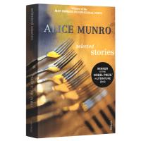 爱丽丝门罗精选故事集 英文原版 Selected Stories 诺贝尔文学奖得主 现当代短篇小说大师 Alice M