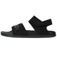 Adidas阿迪达斯 男鞋女鞋 运动休闲透气轻便凉鞋 F35417