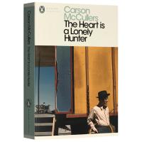 正版 心是孤独的猎手 英文原版小说 The Heart Is a Lonely Hunter 电影原著 企鹅经典 Car