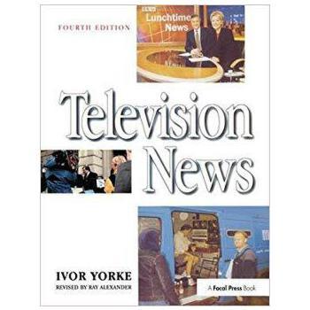 【预订】Television News 9781138412675 美国库房发货,通常付款后3-5周到货!