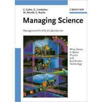 【预订】Managing Science - Management for R&D Laboratories 9780