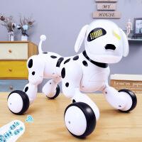 儿童玩具男孩仿真智能电动遥控机器狗小狗会走路说话4岁唱歌跳舞 生日礼物六一圣诞节新年礼品