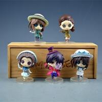 第五人格玩具 周边模型人偶摆件公仔玩偶杰克园丁钥匙扣挂件